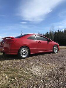 2007 Honda Civic Si w/ hondata