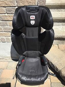 Britax Car boaster seat with removable back rest