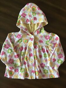 12m Carter's Button Up Sweater