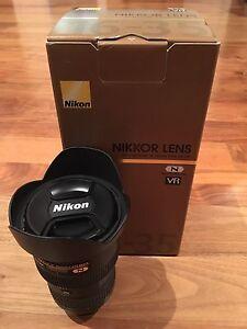 *** Nikon Ultra-wide AF-S Nikkor 16-35mm f/4G ED VR (AS NEW!) *** Cremorne North Sydney Area Preview