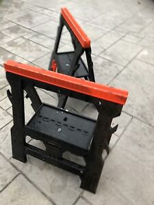 Sawhorse adjustable saw stand for sale