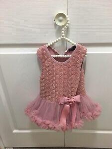 Olivia Rose Dress - 6-12 months