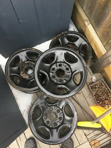 Chevy oem wheels 16x6.5