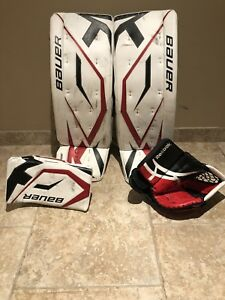 Bauer + Reebok Goalie Set