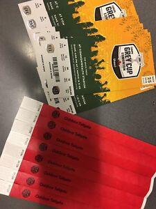 Grey Cup Tickets