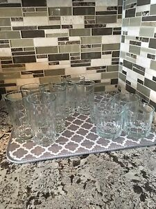 Set of Drinking Glasses