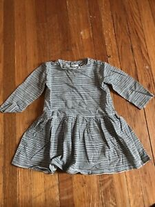 Baby girl skirted dress