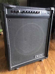Crate - B-60 Bass Amp