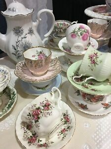 High Tea Vintage Tea Rental