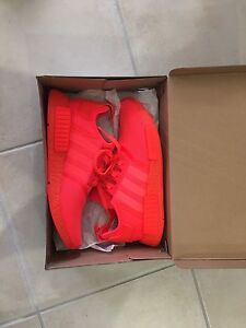 Adidas NMD Solar red US10 Lalor Whittlesea Area Preview