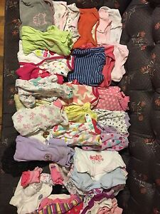 0-3 months baby girl clothes lots