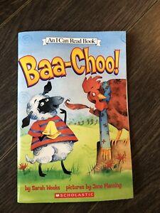 Baa-Choo! Book