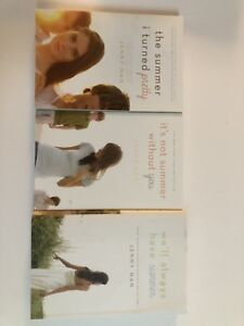 Complete 3 book Jenny Han Summer series