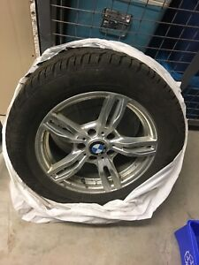 Winter tires on after market BMW rims