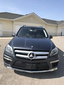 2014 Mercedes Benz GL350 BlueTech