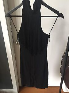 Robe Guess franges
