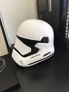 First order storm trooper helmet Maylands Bayswater Area Preview