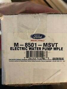 Ford racing coolant pump BRAND NEW