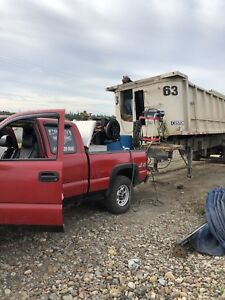 Welding Services and Transport Trailer Repair