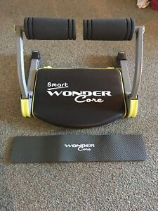 Brand new Wonder Core work out machine