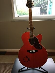 Gretsch G5022CE price drop and firm at 400