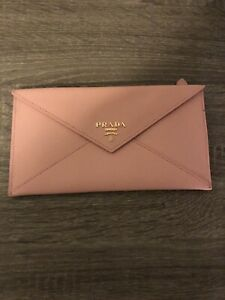 Blush Prada Wallet