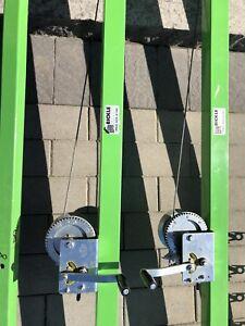 Framing Wall Jack / Wall Lifter