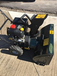 "24"" Yardworks snowblower"