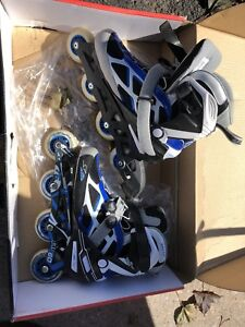 Men's Roller blades 11.5, used twice