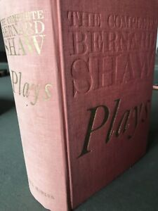 The Complete Plays of Bernard Shaw 1961
