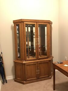 Large Dining Room Hutch
