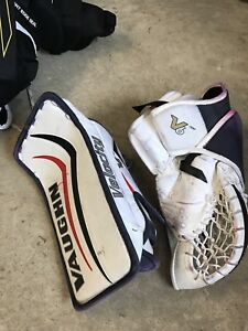 Vaughn Junior glove and trapper