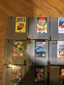 14 Classic Nintendo Games Cart