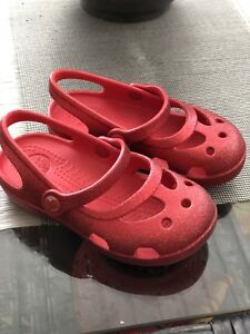 crocs size 8 toddler