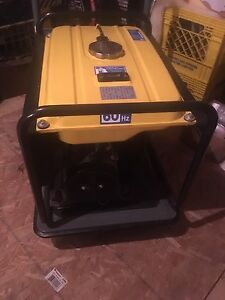 Power fist 3300w generator