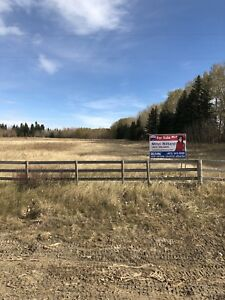 VACANT LAND BY PENHOLD OVERPASS 19.95 acres