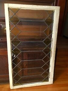 Stained Glass Window/ vitrail antique.