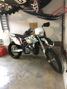 2011 KTM 300 exc
