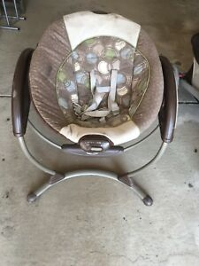 Greco twin baby strollers and and swing glider