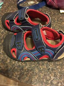 Kamik Closed Toe Sandals