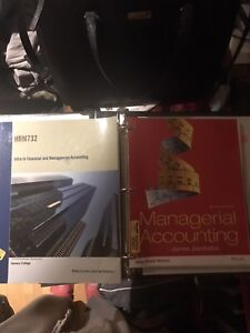 Managerial and financial accounting