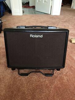 Roland AC-33 Acoustic Chorus Amp + EXTRAS