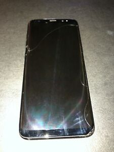 Samsung S8 - Cracked Screen - Telus