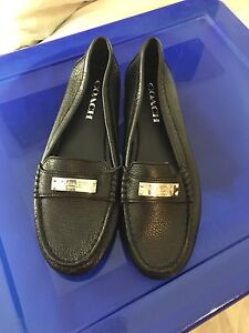Brand-new authentic Coach Fredrica loafers: size 6.5