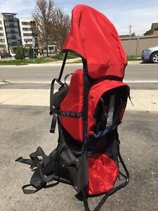 Excellent condition Jack Wolfskin Hiking Baby/Toddler Carrier