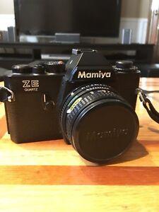 Variety of Film Cameras