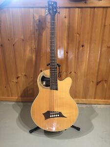 Warwick Alien Deluxe 5 String Acoustic Electric Bass