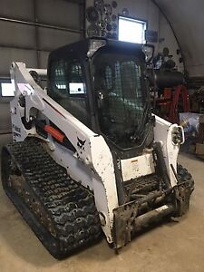 Bobcat/skidsteer/landscaping/excavating/trenching