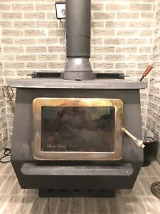 Blaze King Classic Wood Stove