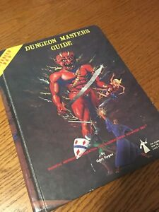 Advanced D&D Dungeon Master's Guide 1979